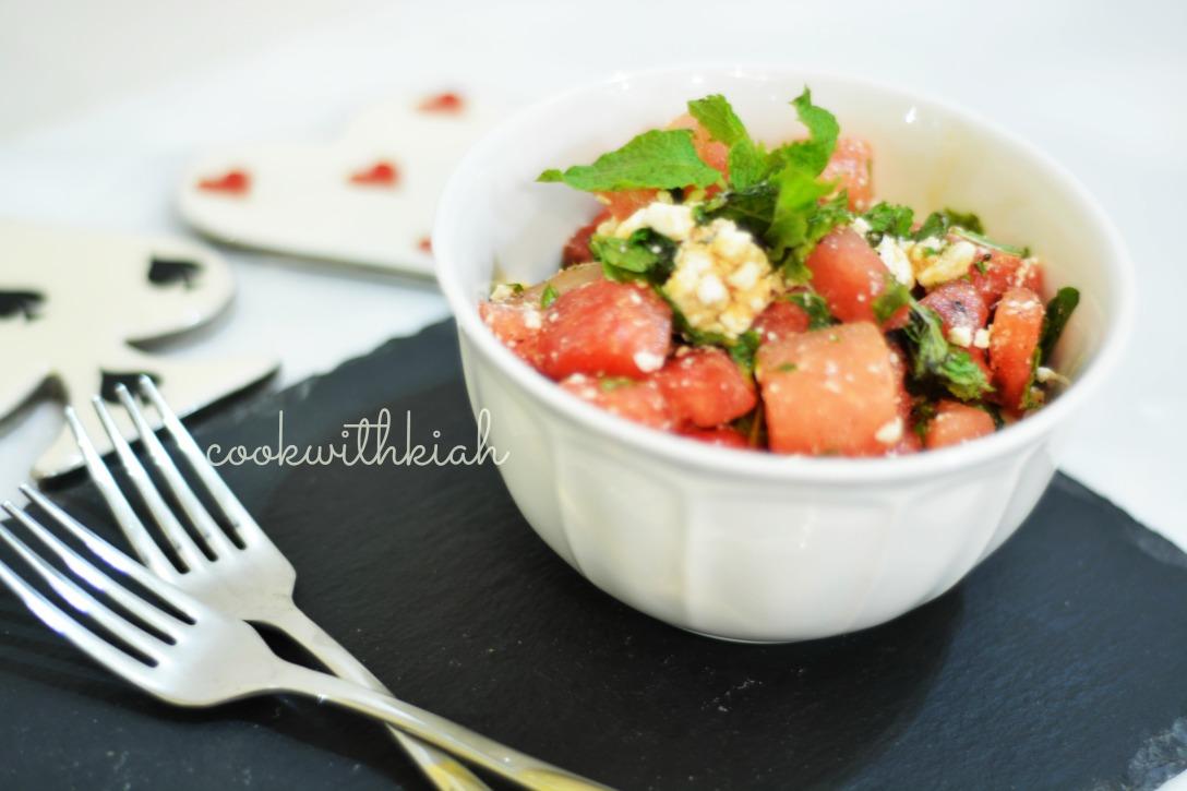 W&F salad