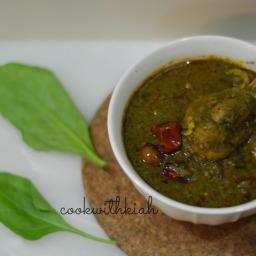 Saagwala Chicken