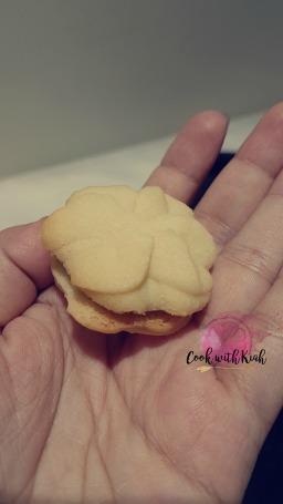 Viennese Swirl Cookies